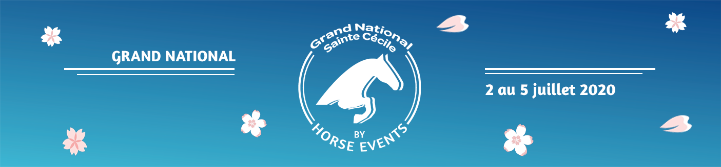 GRAND NATIONAL SAINTE CECILE BY HORSE EVENTS / 02/07/2020 - 05/07/2020